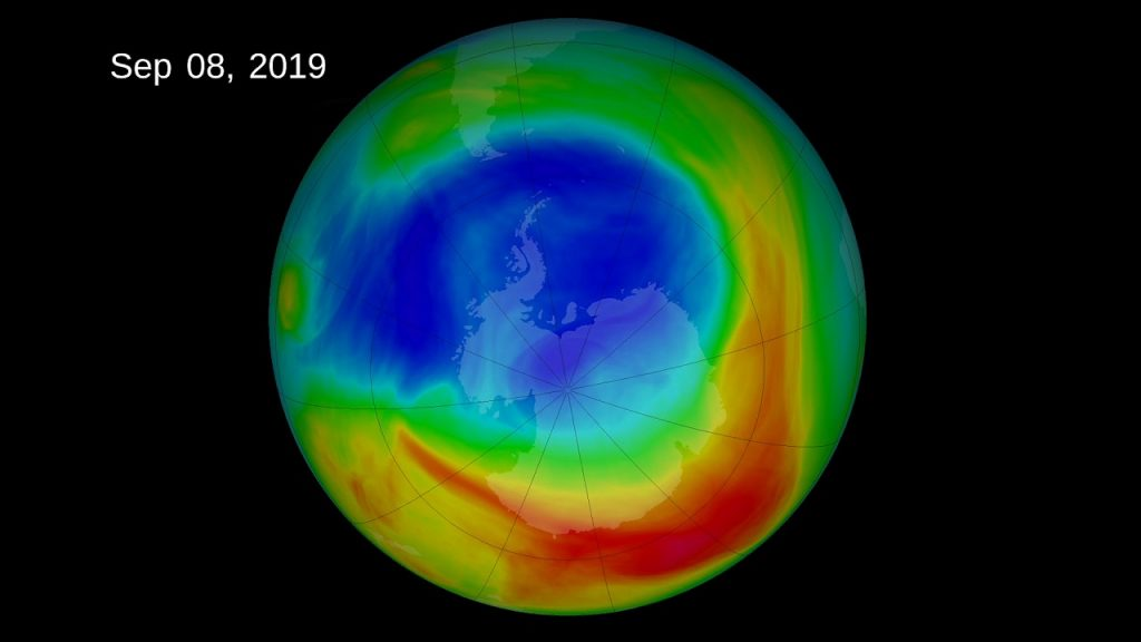 ოზონის ხვრელის დაპატარავებამ სამხრეთ ნახევარსფეროს ჰაერის ცირკულირებაზე დადებითად იმოქმედა — ახალი კვლევა