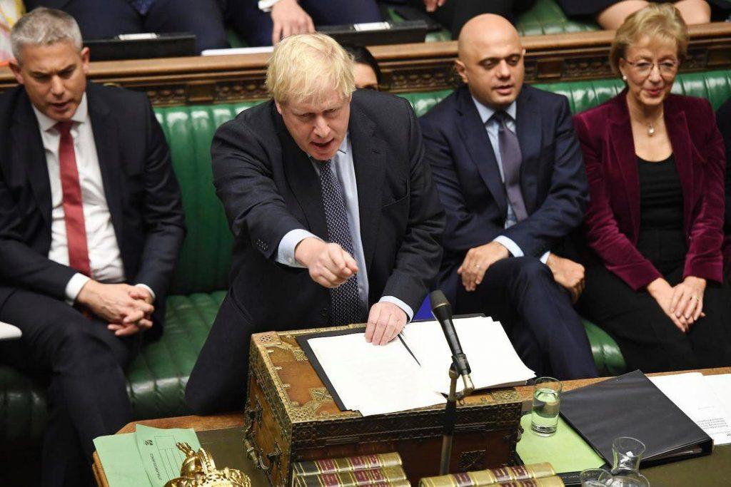 ბორის ჯონსონი - არავითარ შემთხვევაში არ დავუშვებ ბრექსიტის თვეობით გახანგრძლივებას