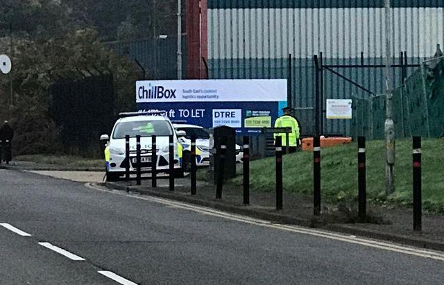 Մեծ Բրիտանիայում, բեռնատար մեքենայում հայտնաբերել են 39 մարդու դի