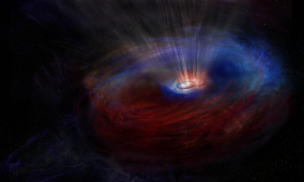 როგორ წარმოიქმნა ადრეულ სამყაროში გიგანტური შავი ხვრელები - მოულოდნელი აღმოჩენა