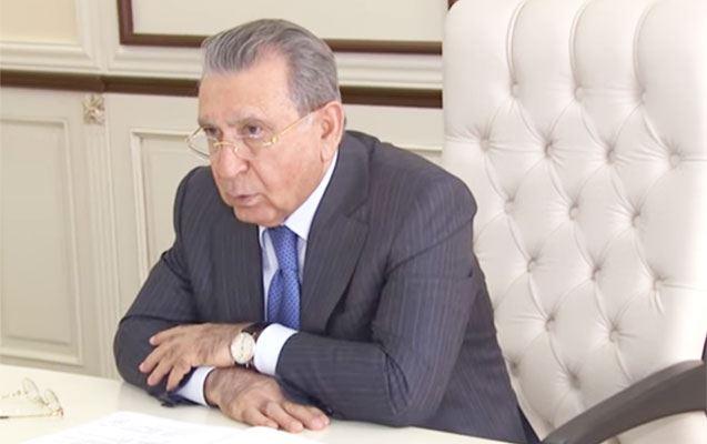 ილჰამ ალიევმა პრეზიდენტის ადმინისტრაციის ხელმძღვანელი თანამდებობიდან გაათავისუფლა