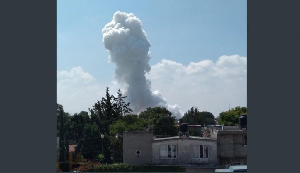 მექსიკაში, პიროტექნიკის საწარმოში აფეთქების შედეგად ორი ადამიანი დაიღუპა