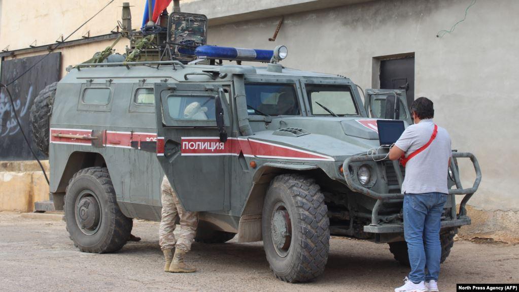 სირიაში 300 ჩეჩენი სამხედრო მოსამსახურე ჩავიდა