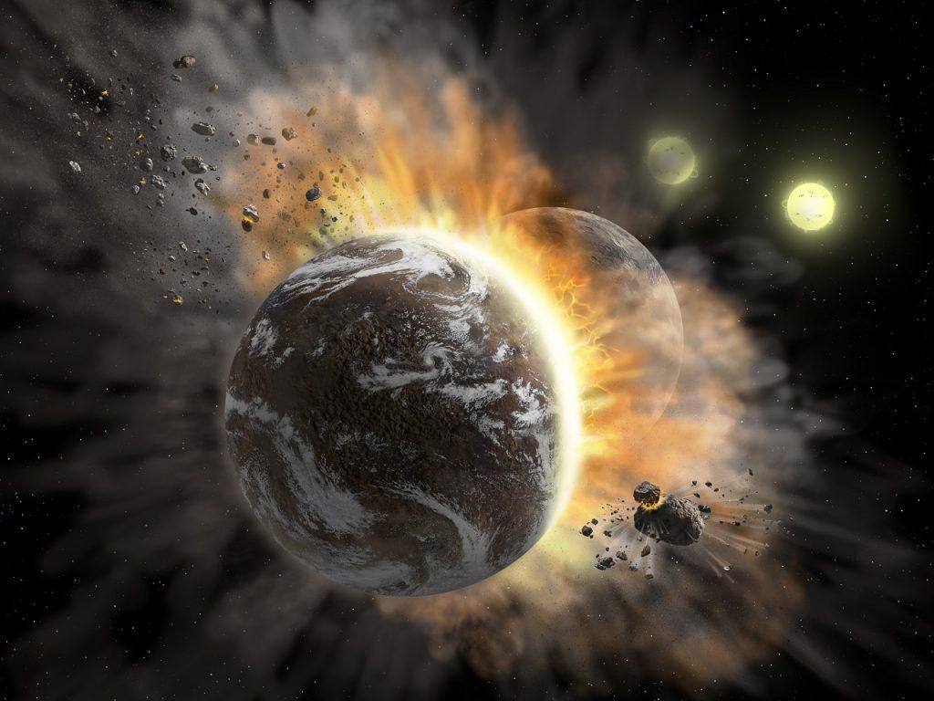 რა ხდება, როცა ორი ეგზოპლანეტა ერთმანეთს ეჯახება — ასტრონომები უიშვიათესი მოვლენის მომსწრე გახდნენ