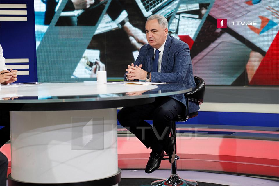 ირაკლი კოვზანაძე - ეროვნული ბანკი სწორ, მაგრამ დაგვიანებულ ნაბიჯებს დგამს