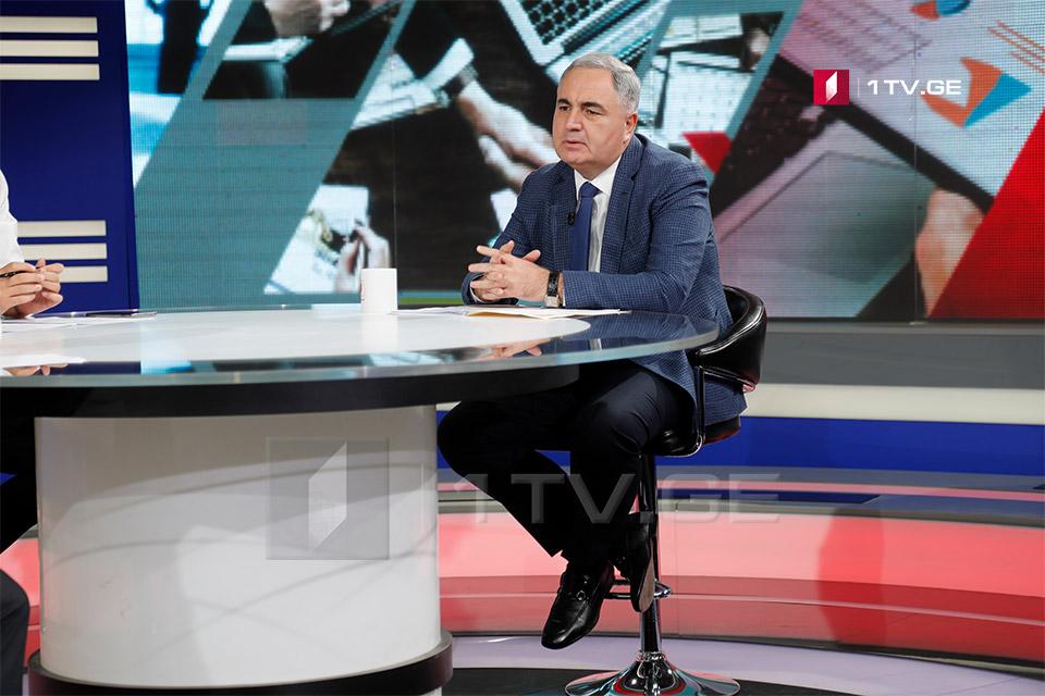 ირაკლი კოვზანაძე - სოციალური ხარჯები უნდა გაიზარდოს, თუკი ამის საშუალება არის