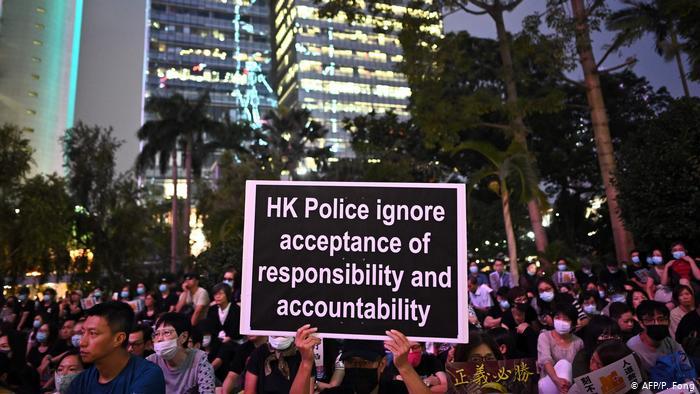 ჰონგ კონგში პოლიციელების პირადი მონაცემების გასაჯაროება აიკრძალა