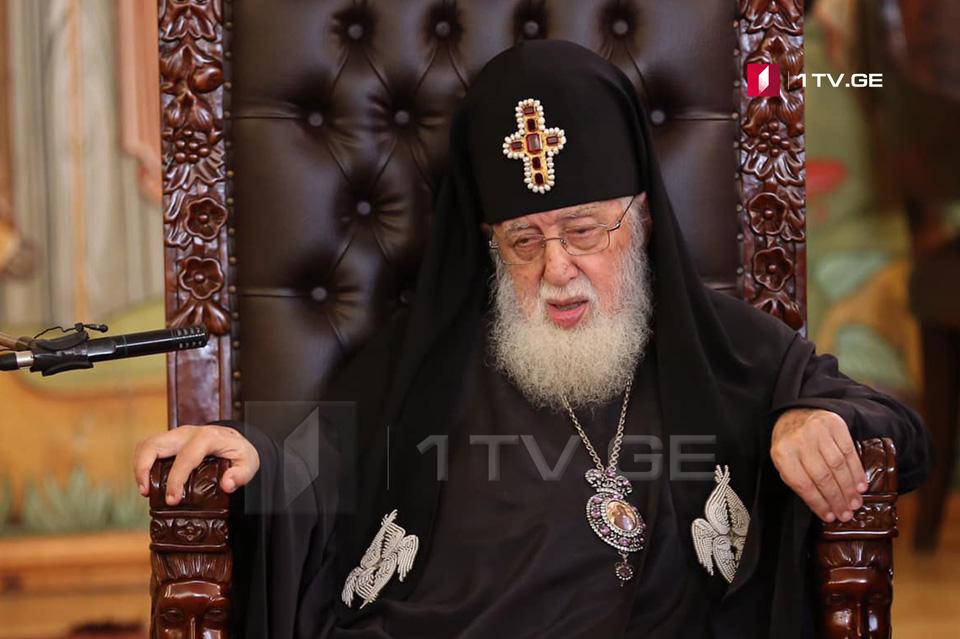 Католикос-Патриарх подписал указ об освобождении владыки Якоба
