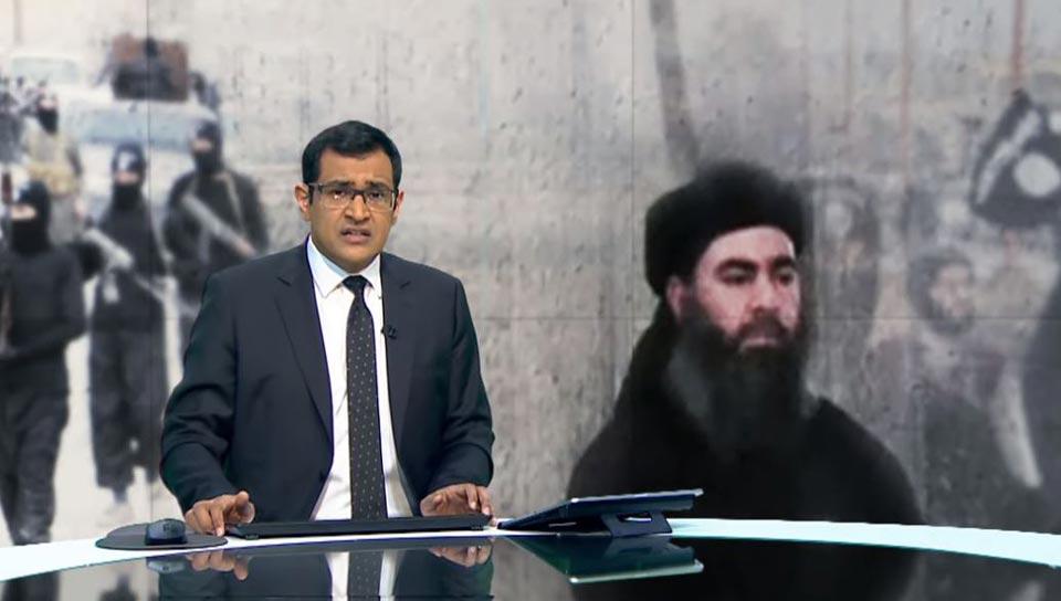 """""""ალ-ჯაზირა"""" - აბუ ბაქრ ალ-ბაღდადიმ სავარაუდოდ თავი აიფეთქა"""
