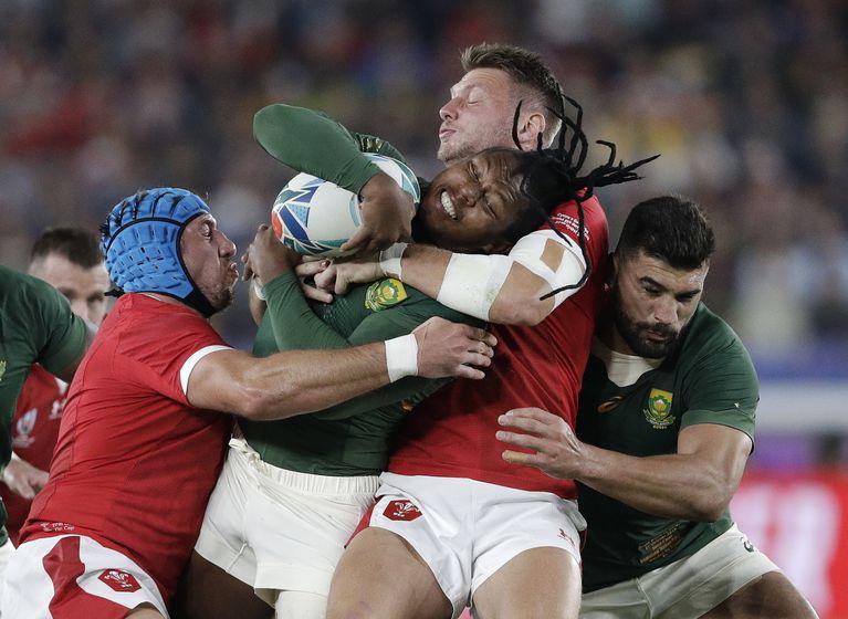 რაგბის მსოფლიო თასის ფინალში ინგლისი და სამხრეთ აფრიკა ითამაშებენ | იაპონია 2019