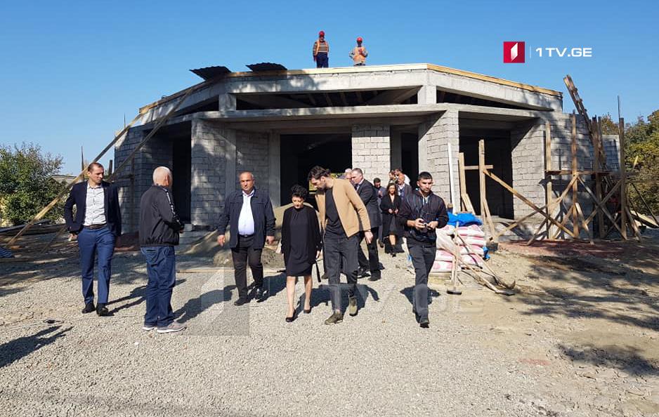 მარნეულის მუნიციპალიტეტის სოფელ ყაჩაღანში ახალი საზოგადოებრივი ცენტრი გაიხსნება