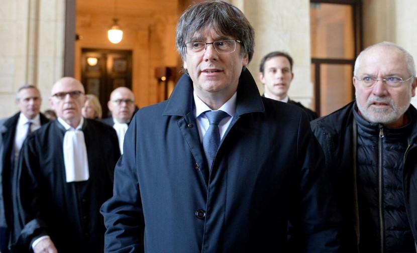 ბრიუსელის სასამართლომ კარლეს პუიჩდემონის ექსტრადირების საქმის განხილვა 16 დეკემბრამდე გადადო