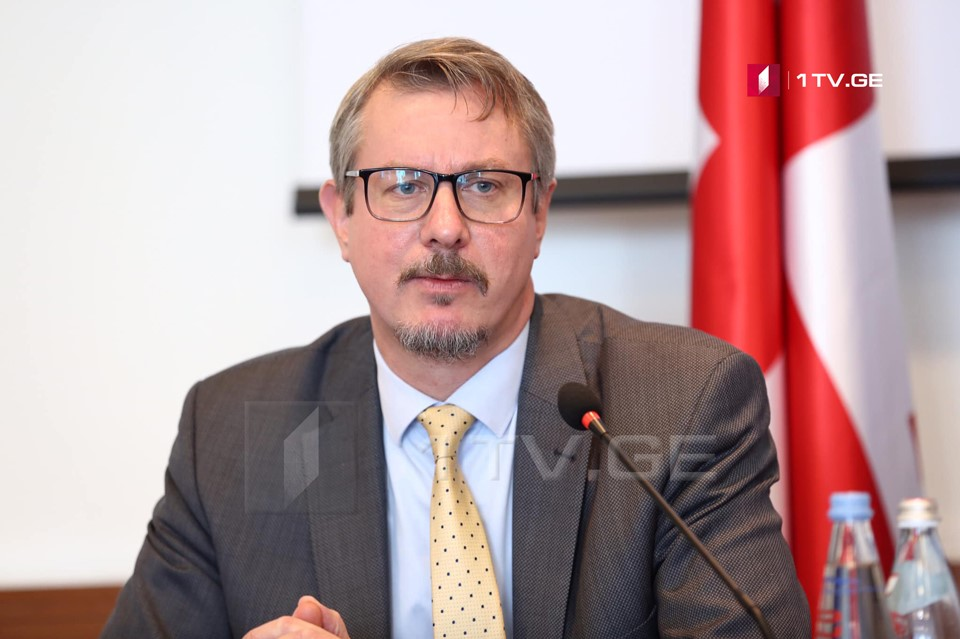 Carl Hartzell – We will continue pressuring to achieve opening of Akhalgori passes