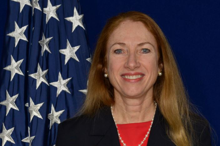 Kelly Degnan - U.S. Embassy is grateful for the pro-active efforts of Georgian gov't to contain the spread of COVID-19