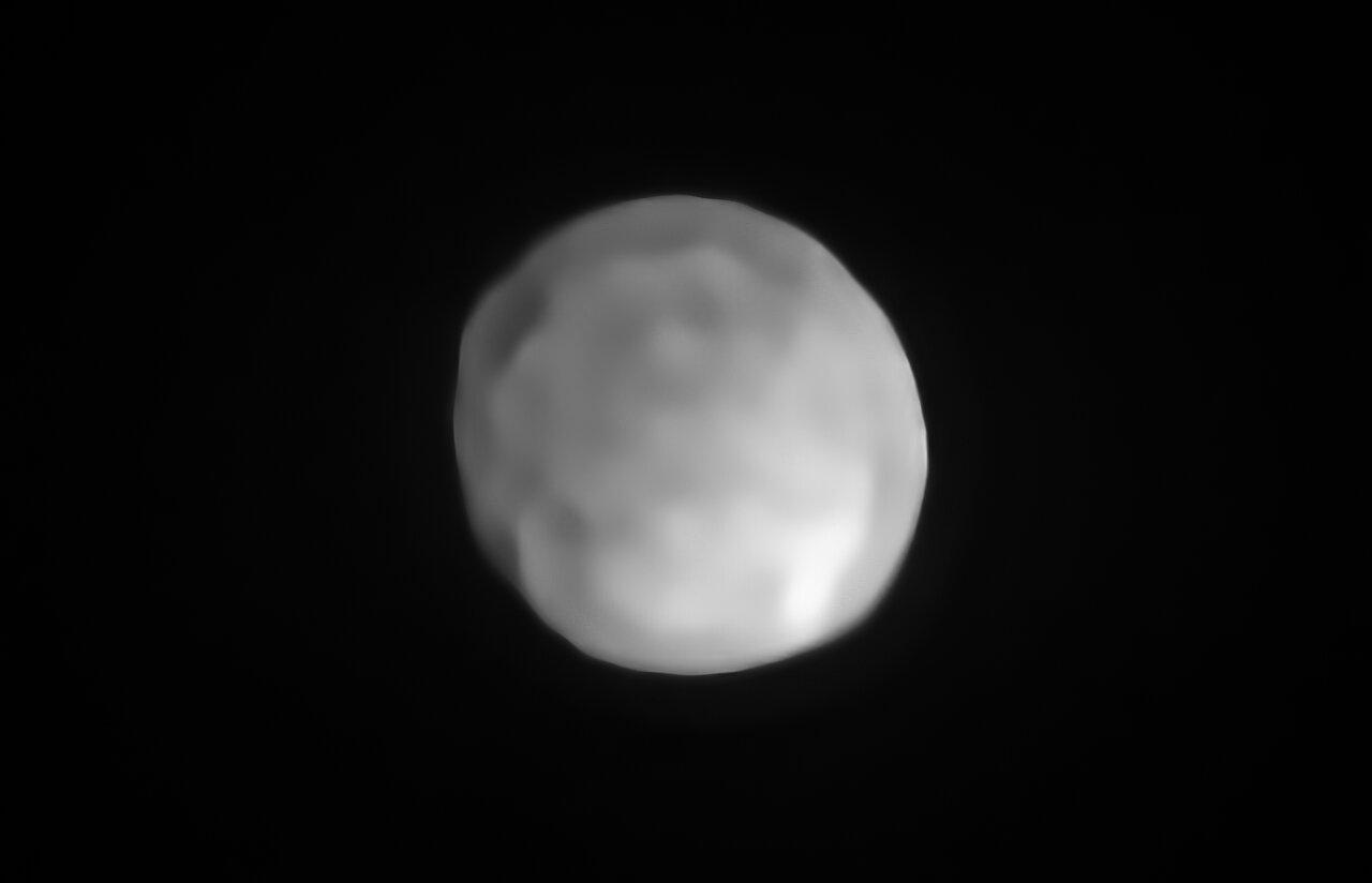 აღმოჩენილია მზის სისტემის სავარაუდოდ ყველაზე პატარა ჯუჯა პლანეტა
