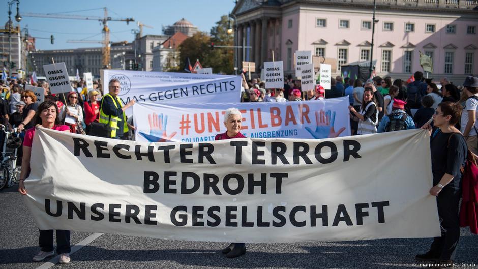 გერმანიის ხელისუფლება ექსტრემიზმის წინააღმდეგ ბრძოლას ამკაცრებს