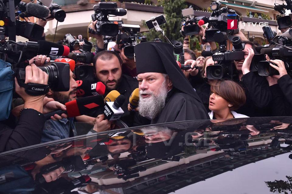Патриарх лишил Петре Цаава сана архиерея