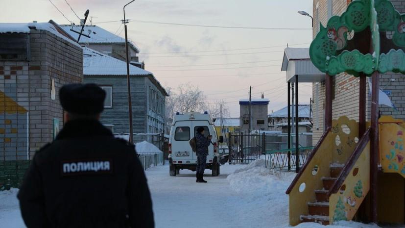 Rusiyada bıçaqla silahlanmış kişi altı yaşlı uşağı qətlə yetirdi