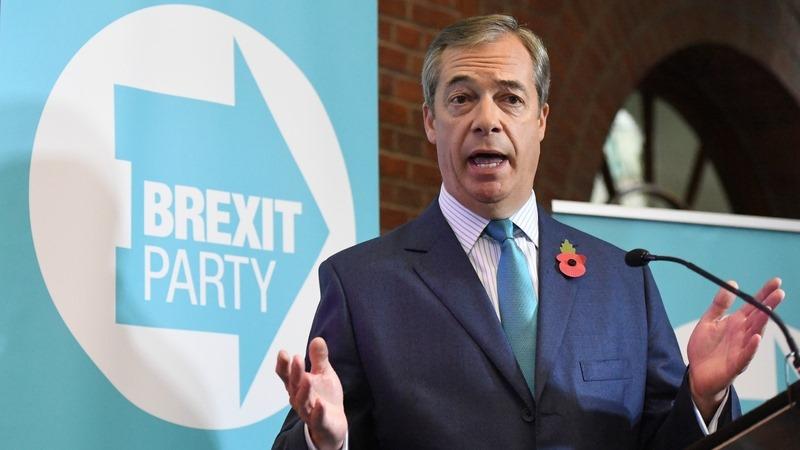 ბრექსიტის პარტიის ლიდერი ბორის ჯონსონს საარჩევნო ალიანსის შექმნას სთავაზობს