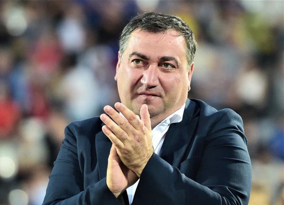 """ბათუმის """"დინამოს"""" მეპატრონის საგანგებო განცხადება - სავარაუდოდ, გუნდს და ქართულ ფეხბურთს დავტოვებთ"""
