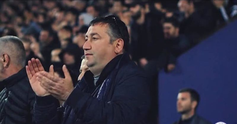 არჩილ ბერიძის კომენტარი გუნდიდან წასვლაზე - ჯობია, დროზე წავიდე და ამით ქართული ფეხბურთი გაძლიერდება