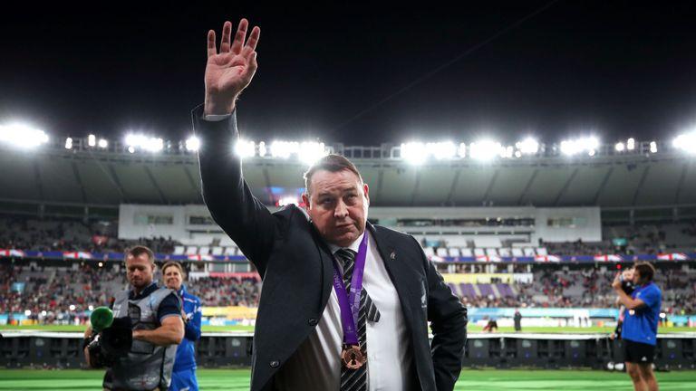 სტივ ჰანსენი ახალი ზელანდიის ნაკრებს დაემშვიდობა