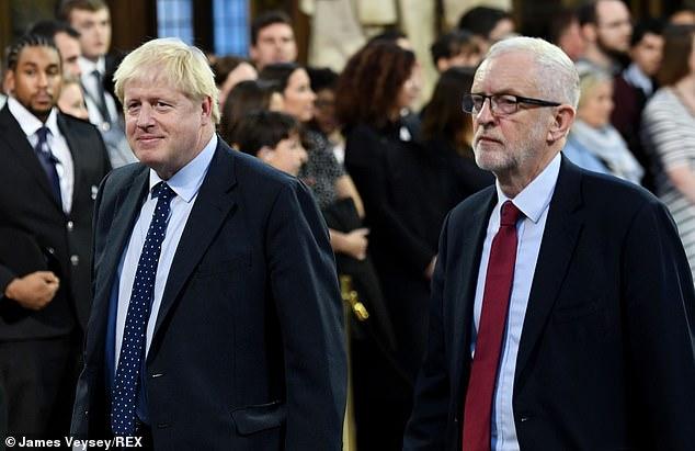 დიდ ბრიტანეთში ვადამდელი საყოველთაო არჩევნებისთვის ემზადებიან