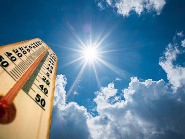 4-5 აპრილს საქართველოში ჰაერის ტემპერატურა მოიმატებს