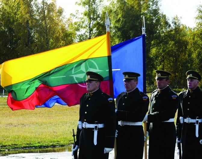 Litvada NATO-nun hərbi təlimləri başladı