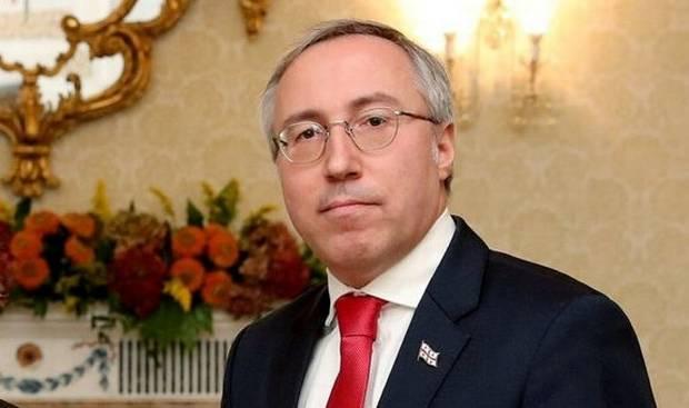 Georgian ambassador to Ireland - There are no political circumstances for Georgian citizens to seek asylum in Ireland