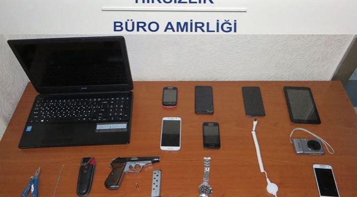 Türkiyədə mənzillərin soyğunçuluğu ittihamı ilə Gürcüstanın 8 vətəndaşını yaxaladılar