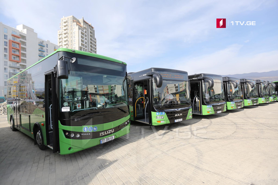 Public transport to recommence service from May 29