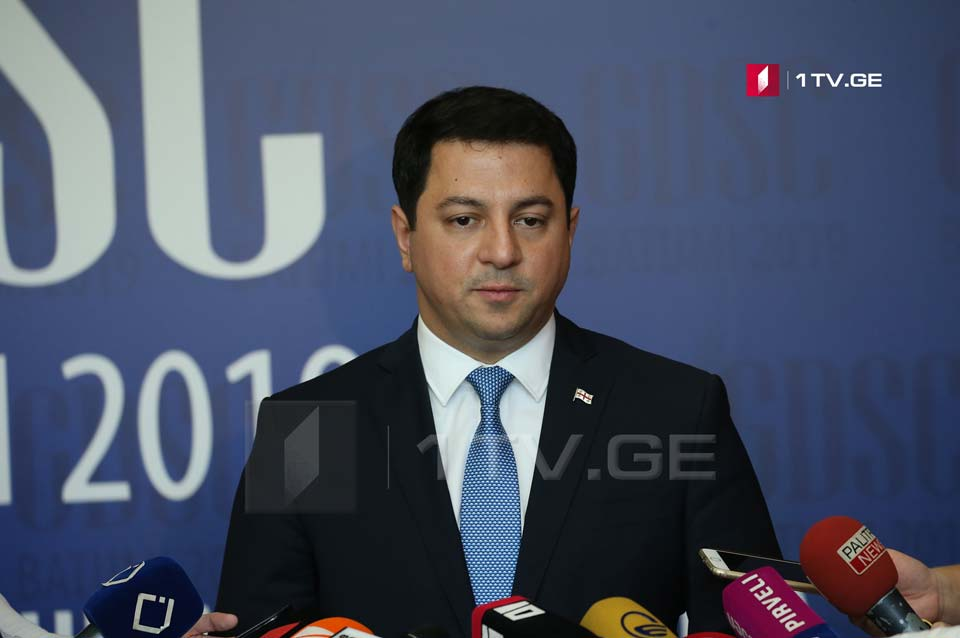 Parliament Speaker - Our goal is to find a new, reliable investor, who will be able to implement the Anaklia project