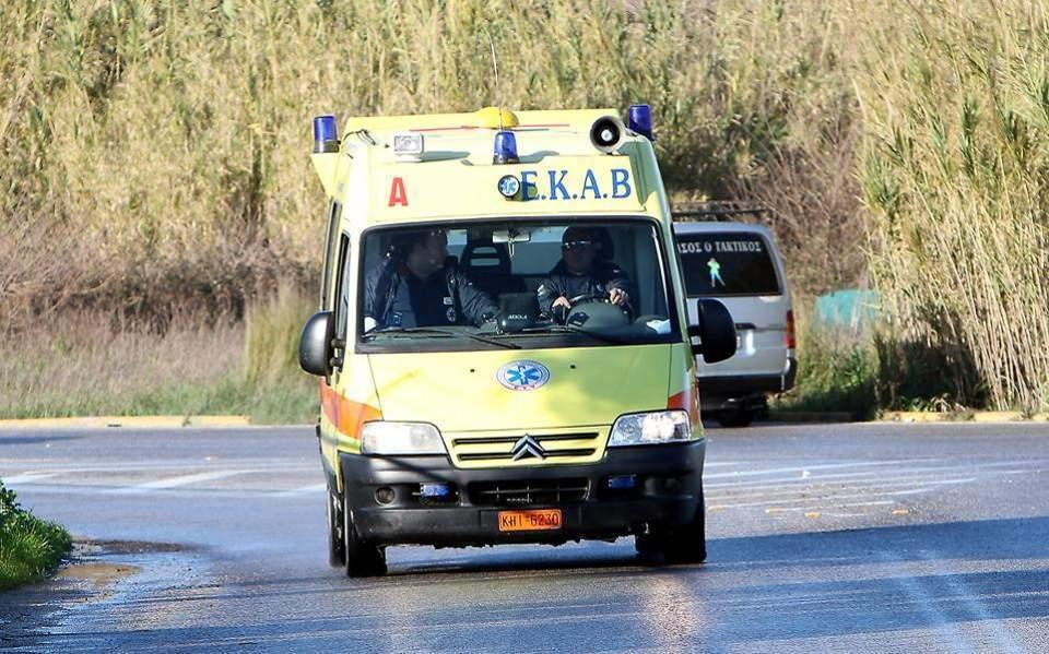 საბერძნეთში, მეტალურგიულ ქარხანაში აფეთქების შედეგად ერთი პირი დაიღუპა