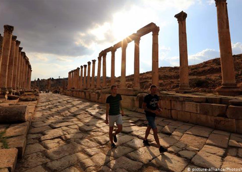 იორდანიაში ტურისტებზე თავდასხმა განხორციელდა