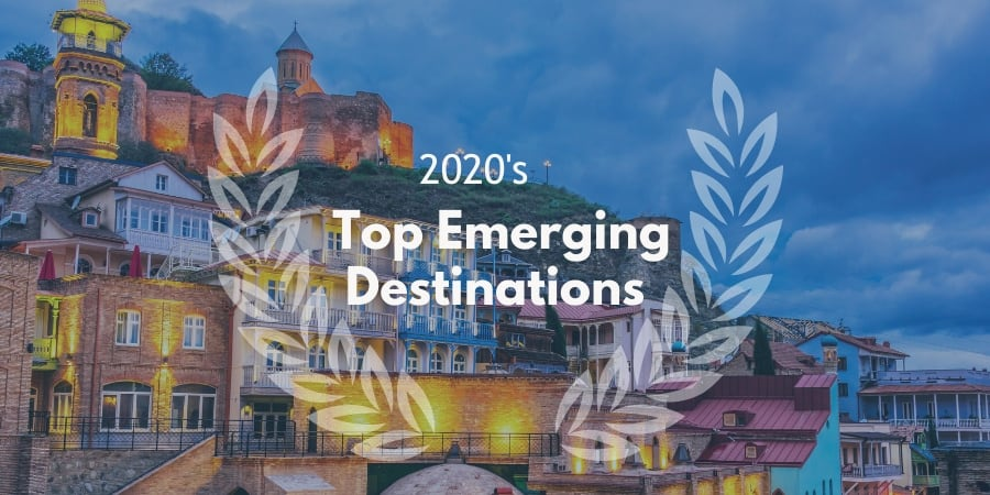 Georgia named as the best emerging travel destination for 2020