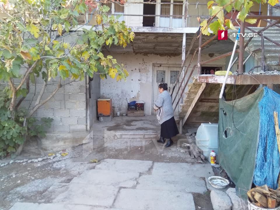 Illegally detained Georgian citizen kept at Tskhinvali isolator