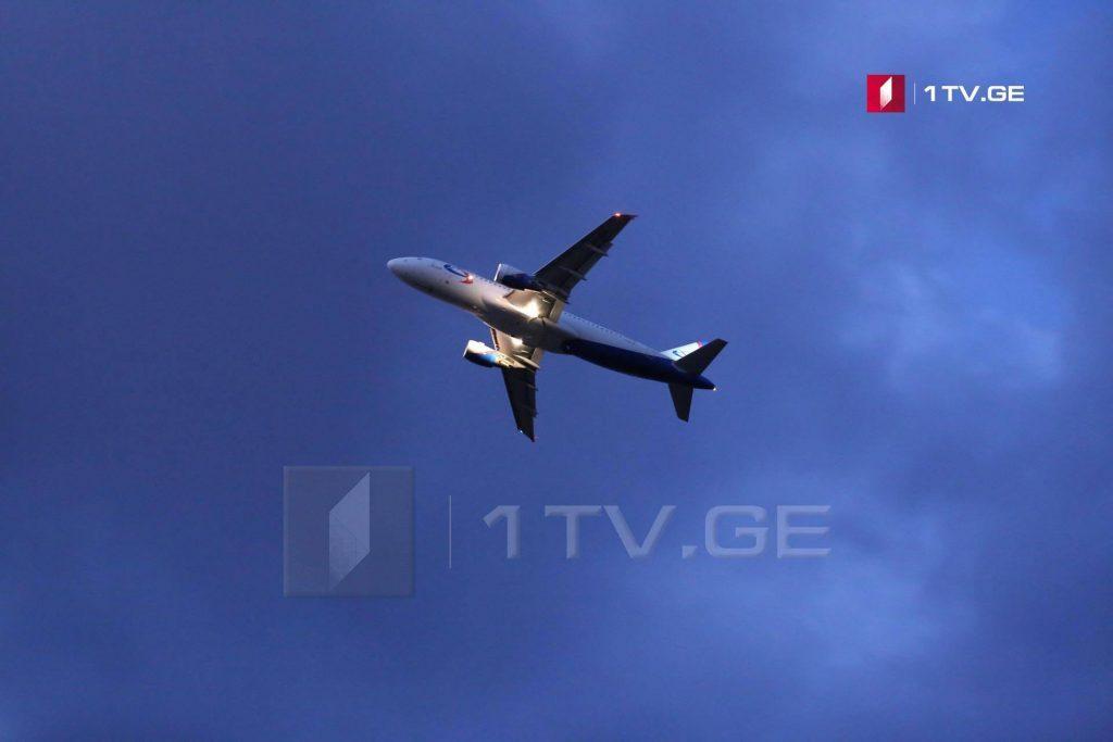 Внутренние авиарейсы в Грузии возобновятся с 24 июля