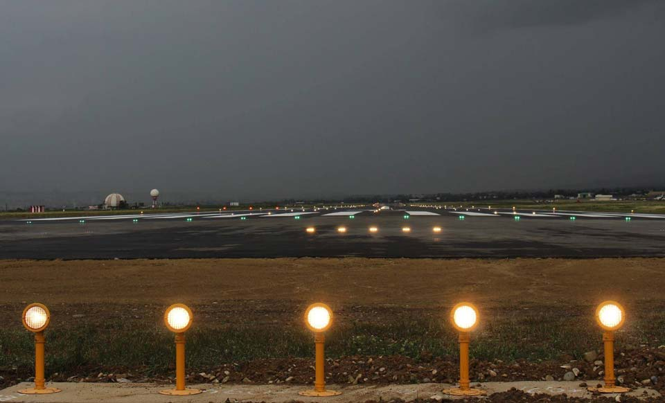 თბილისის აეროპორტთან მდებარე მიწის ნაკვეთს მოქალაქეს ექსპროპრიაციის წესით ჩამოართმევენ