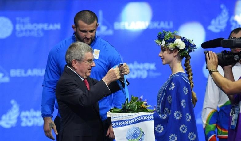 იაკობ ქაჯაია მეორე ევროპული თამაშების ოქროს მედალს მიიღებს