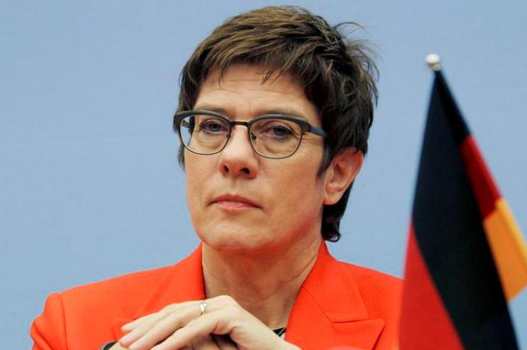 გერმანიის თავდაცვის მინისტრი - 2031 წლისთვის გერმანია მთლიანი შიდა პროდუქტის ორ პროცენტს თავდაცვის სფეროს მოახმარს