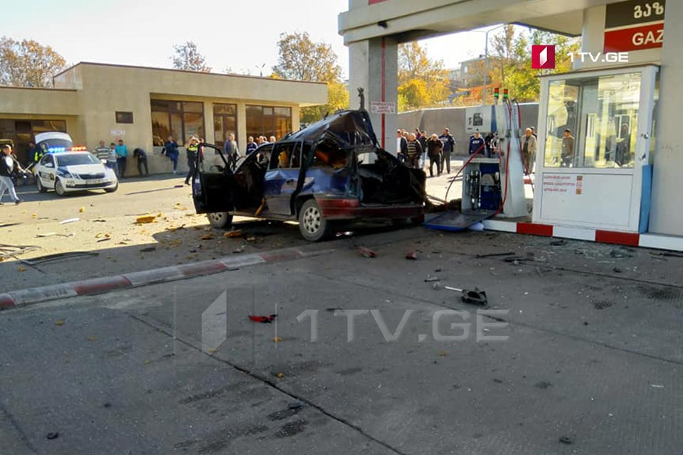 Վրաստանի Կախեթի շրջանում, գազալցակայանում տեղի ունեցած պայթյունի հետևանքով զոհվել է մեկ մարդ