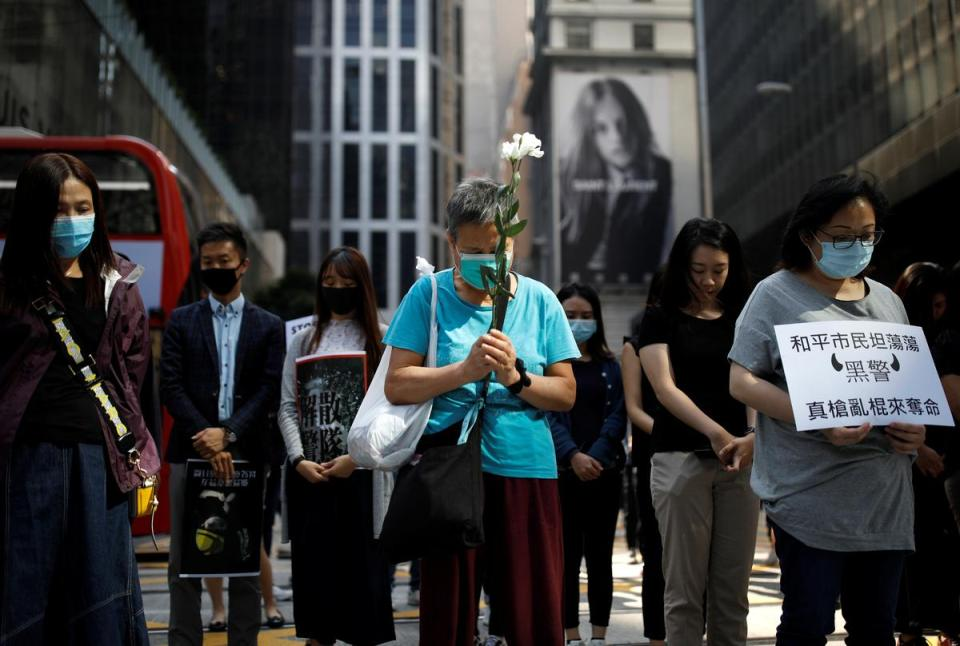 ჰონგ კონგში 22 წლის მანიფესტანტის გარდაცვალებამ დემონსტრაციების ახალი ტალღა გამოიწვია