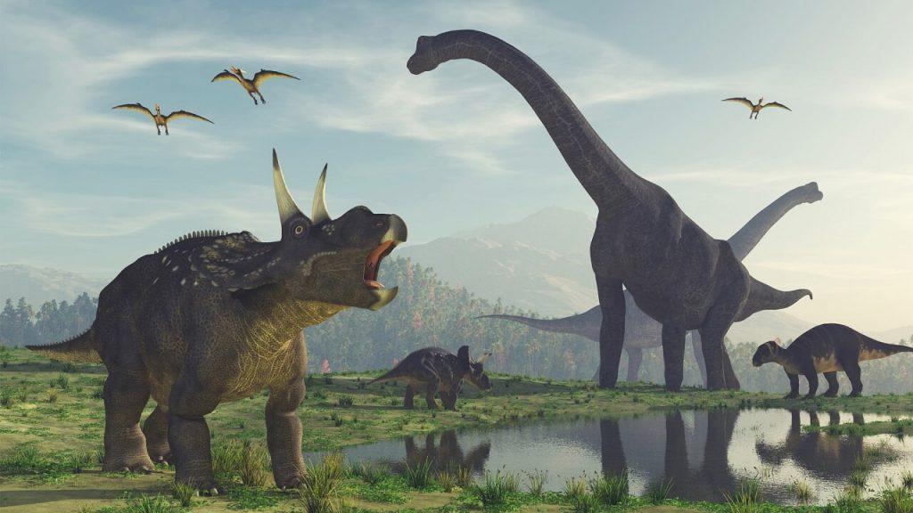 გალაქტიკის რა ნაწილში იყო დედამიწა მაშინ, როცა აქ დინოზავრები დააბიჯებდნენ — ნასას მეცნიერის ანიმაცია
