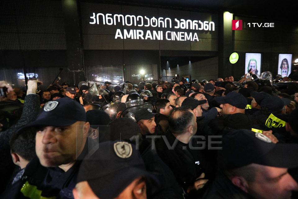 "Цы уавæр ис кинотеатр ""Амираны"" цур (фото)"