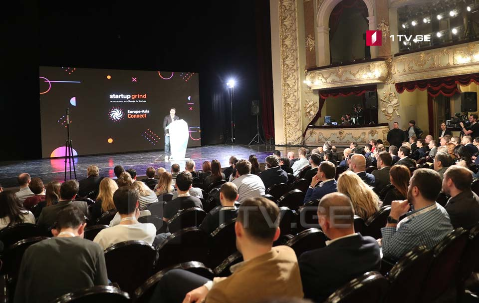 2-day regional conference Startup Grind opens in Tbilisi (Photo)