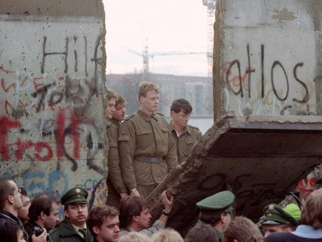 ბერლინის კედლის დაცემიდან 30 წელი გავიდა