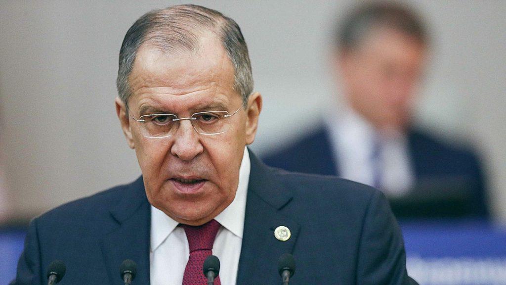 Сергей Лавров - Новые власти Армении готовы укреплять отношения с Россией