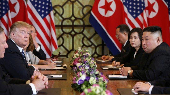 სამხრეთ კორეაში აცხადებენ, რომ აშშ აქტიურად ცდილობს, დაარწმუნოს ჩრდილოეთ კორეა, დაუბრუნდეს მოლაპარაკების მაგიდას