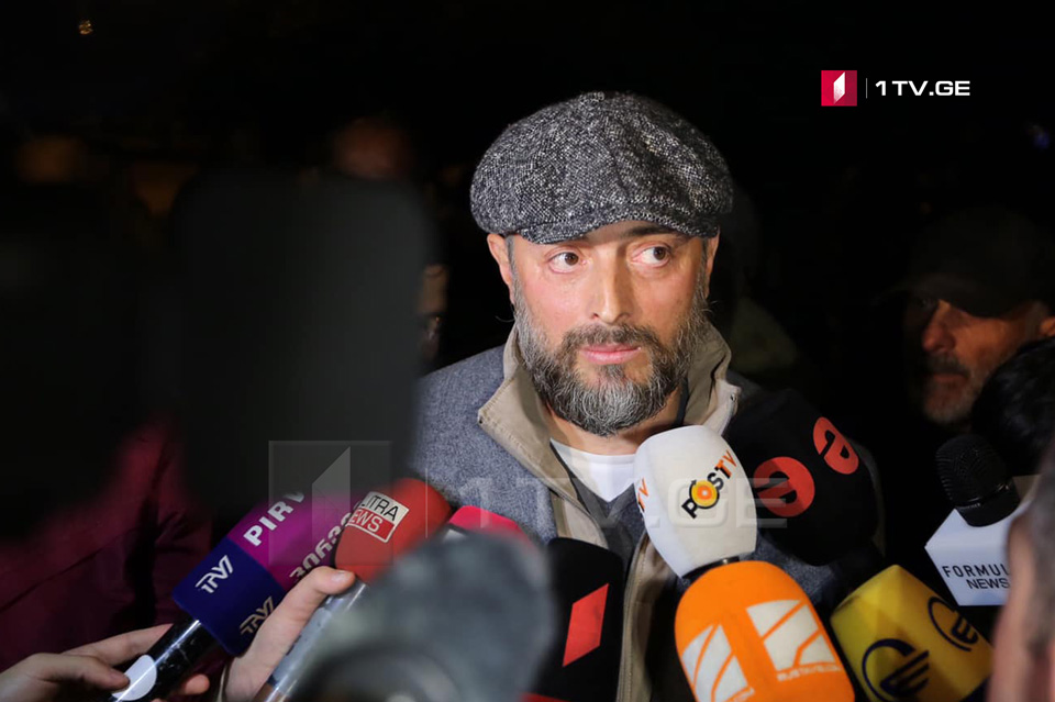 ლევან ვასაძე - უცნაურ რაღაცას ვიზამ, პრესას მადლობას ვეტყვი, რაც გაუგონარი რამეა ჩემი მხრიდან, რადგან ქართული ჟურნალისტიკა ერის ერთ-ერთ მთავარ მტრად მიმაჩნია
